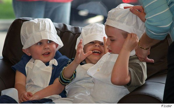 Chef Kids Theme Party