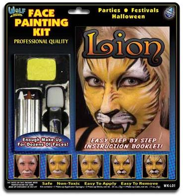 Wolfe Face Paint