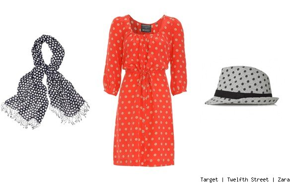 Polka Dot Fashion Trend