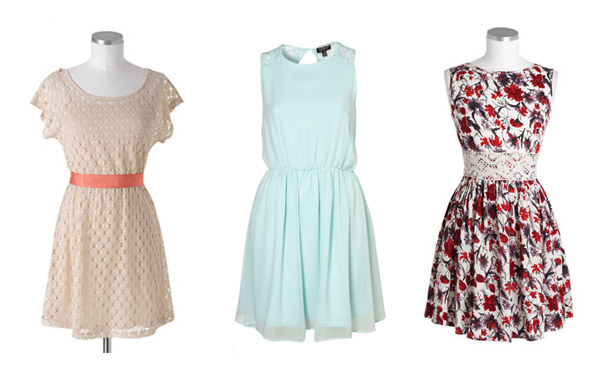 spring dreses