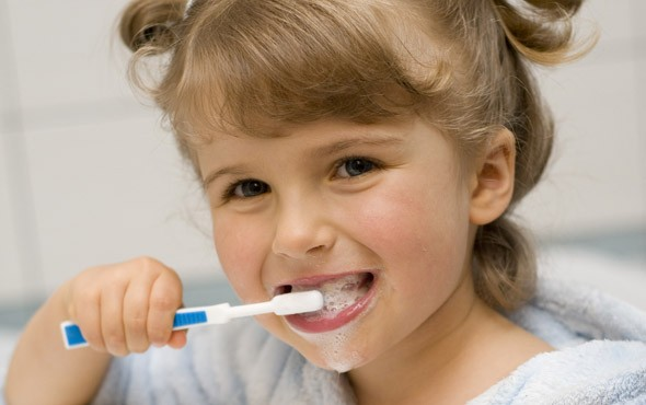 toothbrushing for kids