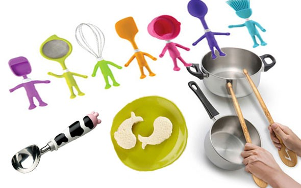 cute kitchen tools for kids