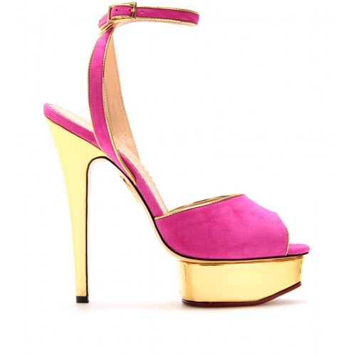Charlotte Olympia Platform Sandals