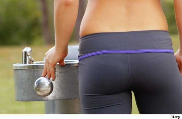 how to get a big bum when your skinny