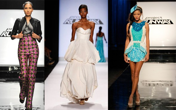 project runway favorite looks
