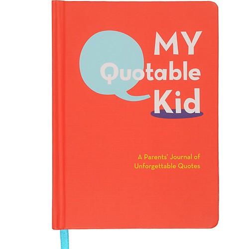 my quotable kids journal