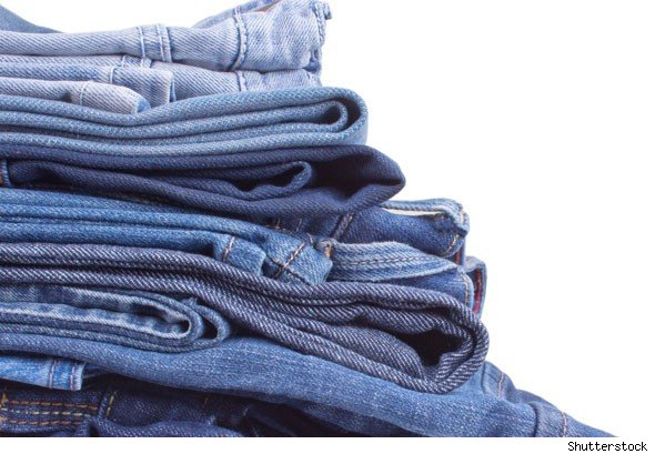 reuse old jeans