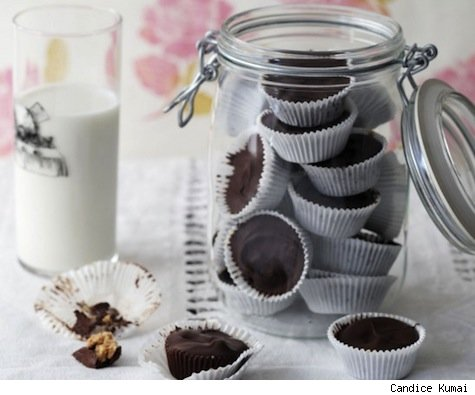 DIY chocolate gifts