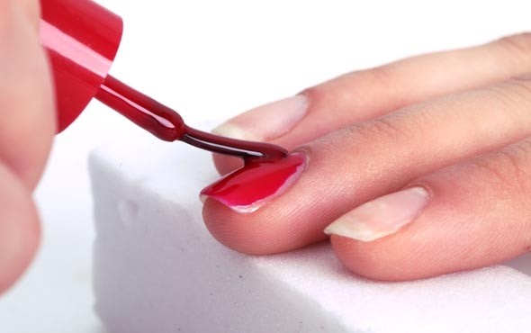 quick and easy tips for a fast manicure