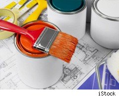 Painting and decorating tools for beginners