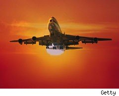 Travel firms increase fuel surcharges