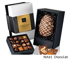 Hotel Chocolat easter eggs
