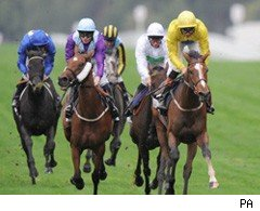Royal Ascot horseracing