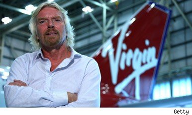 Virgin Atlantic strikes