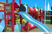 Angry Birds 'activity parks' to open in UK