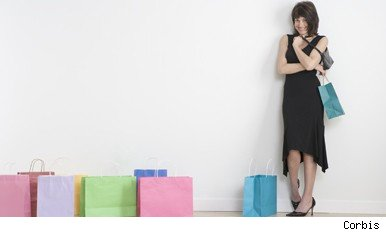 women admit to wear and return shopping