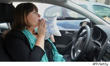 Drivers in France must now carry two breathalyser kits
