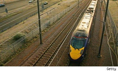train fares set to rocket