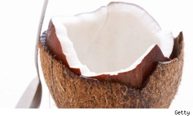 Coconut oil combats tooth decay