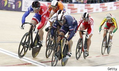 Track Cycling World Cup Glasgow