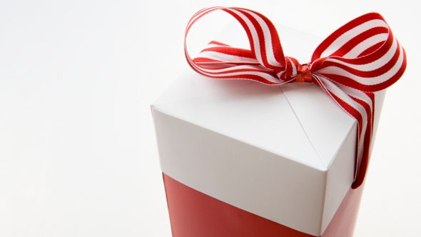 Brits recycling unwanted gifts this Christmas