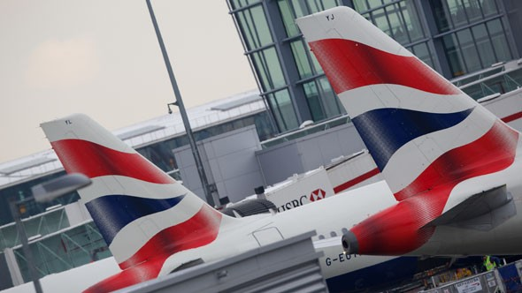 British Airways offers hand luggage only discounts