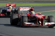 Rev your engines for the 2013 F1 season
