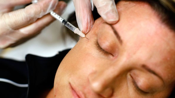Botox could cause depression