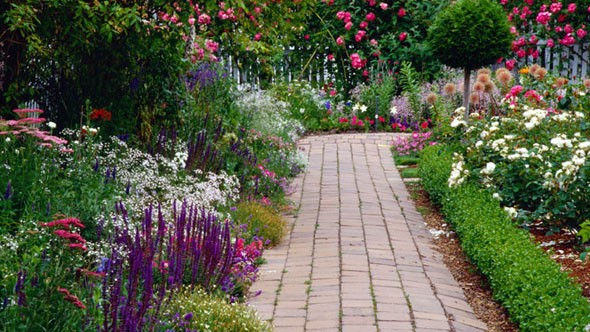Create your own garden path - AOL Hot Searches