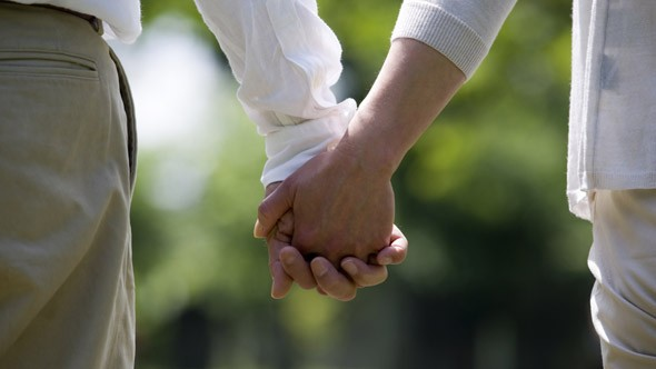 Happy couples more likely to gain weight