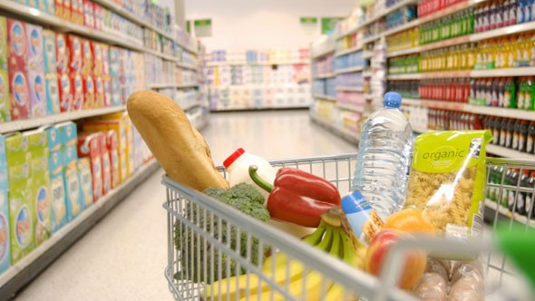 Eight million Brits confine shopping to supermarkets