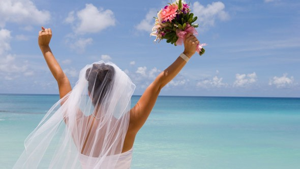 One in six Brits now marries abroad