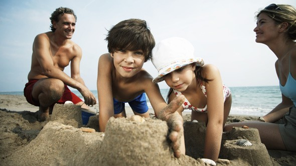Family holidays in Britain too expensive