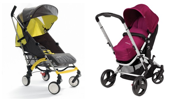 Prams and pushchairs from Mothercare