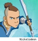Sokka in 'Avatar: The Last Airbender'