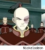 Zuko in 'Avatar: The Last Airbender'