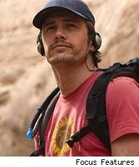 127 Hours James Franco