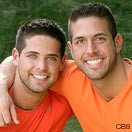 Dan and Sam McMillen Amazing Race