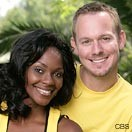 Ericka and Brian Amazing Race