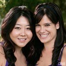 Maria and Tiffany Amazing Race