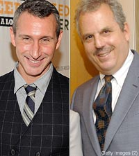 Adam Shankman Bill Mechanic