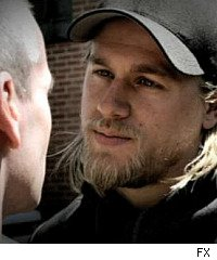 Sons of Anarchy, Charlie Hunnam as Jax Teller