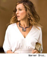 Sarah Jessica Parker in 'Sex and the City 2'