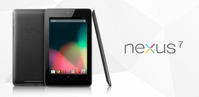 Google's Nexus 7 tablet outed before IO