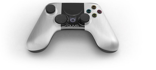 Ouya to get get OnLive at launch, console's full controller gets pictured