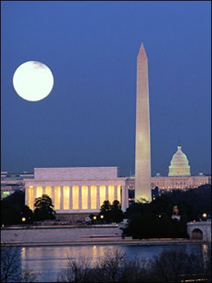 In addition to government jobs, the Washington DC area is home to many ...