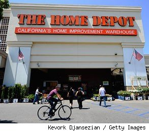 jobs at home depot