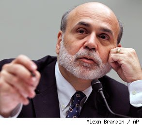 Ben Bernanke Testimony