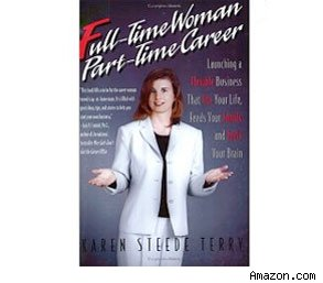 Full Time Woman, book cover