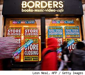 Borders Customers